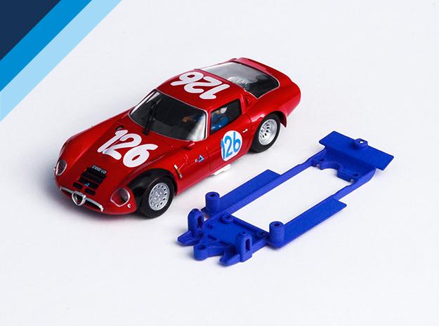 Chasis Olifer para Alfa Romeo TZ2 de Fly