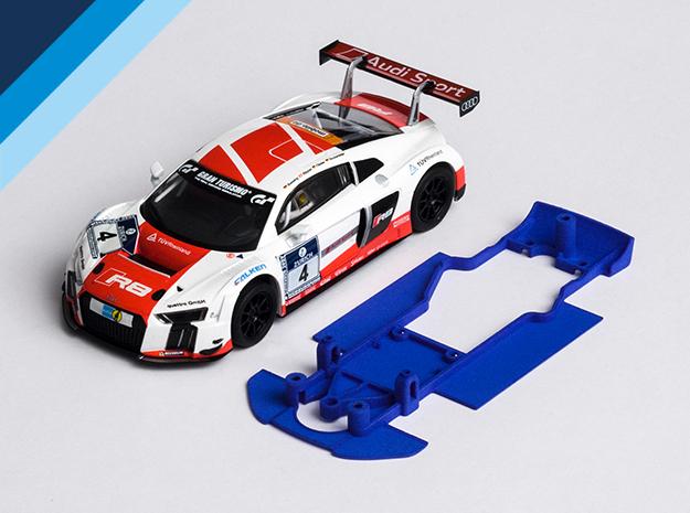 Chasis Olifer para Audi R8 LMS GT3 de Scalextric (SCX)