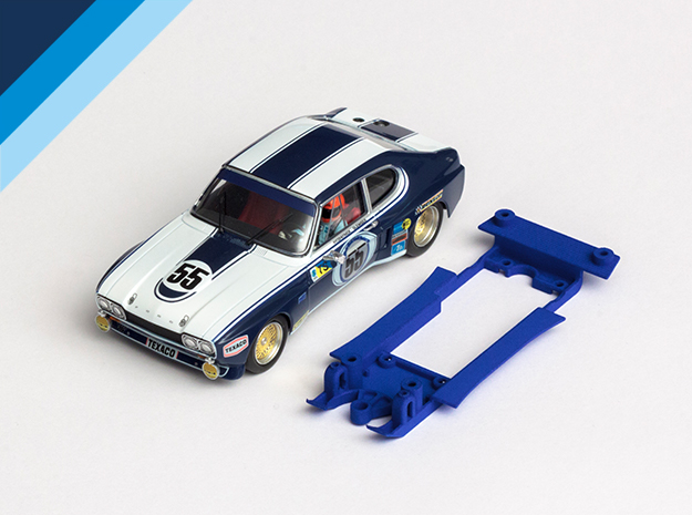 Chasis Olifer para Ford Capri LV de SRC