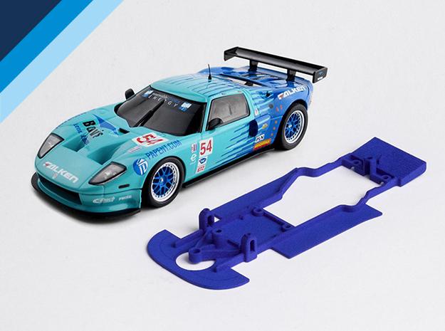Chasis Olifer para Ford GT de Ninco
